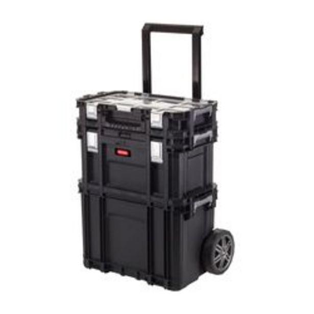 Oferta de Caja de Herramientas Keter Professional tool storage system por $20,34