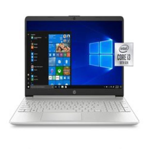"Oferta de Notebook HP 15Dy1032wm pro 15.6 "" Intel Core i3 8 GB DDR4 por $89,999"