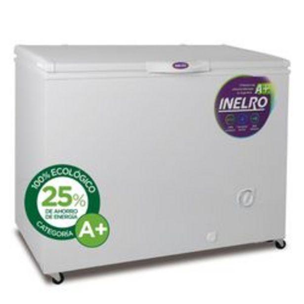 Oferta de Freezer Horizontal Inelro FIH-350A+ Blanco 280 Lts. por $53,999