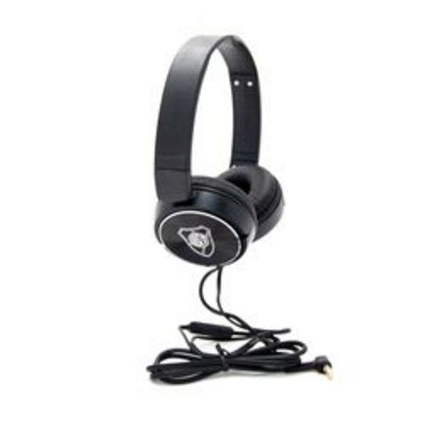 Oferta de Auriculares Audio 3.5 mm River Plate WSB-RP2  Negro por $1,299