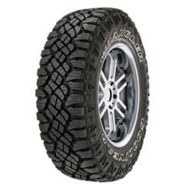Oferta de Neumático Goodyear Wrangler Duratrac 275 / 70 R18 118 Q por $38,95
