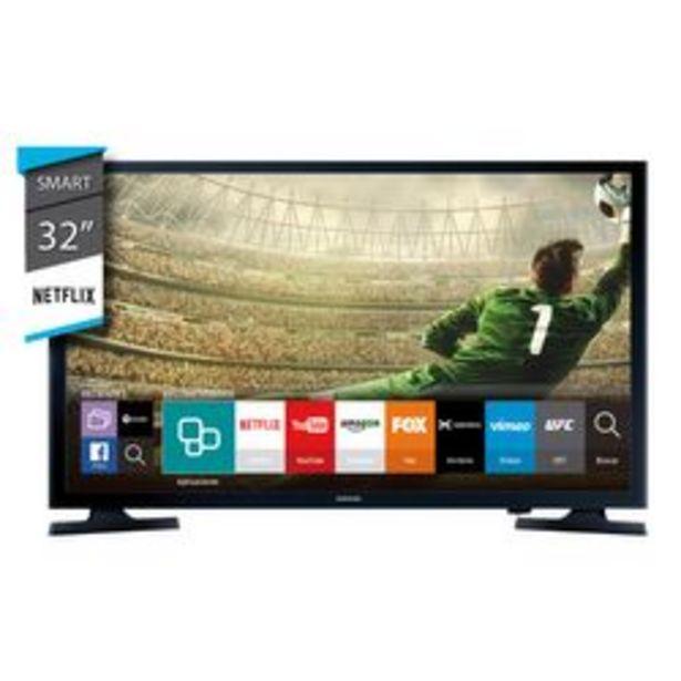 "Oferta de Smart TV Samsung 32 "" HD UN32J4290AGCZB por $25,999"