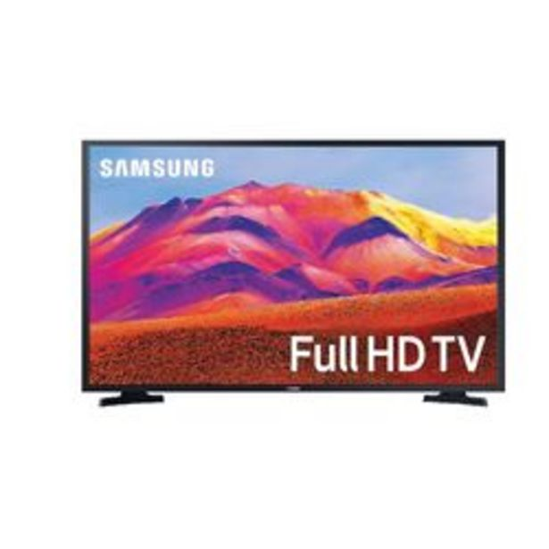 "Oferta de Smart TV Samsung 43 "" Full HD UN43T5300AGCZB por $42,999"