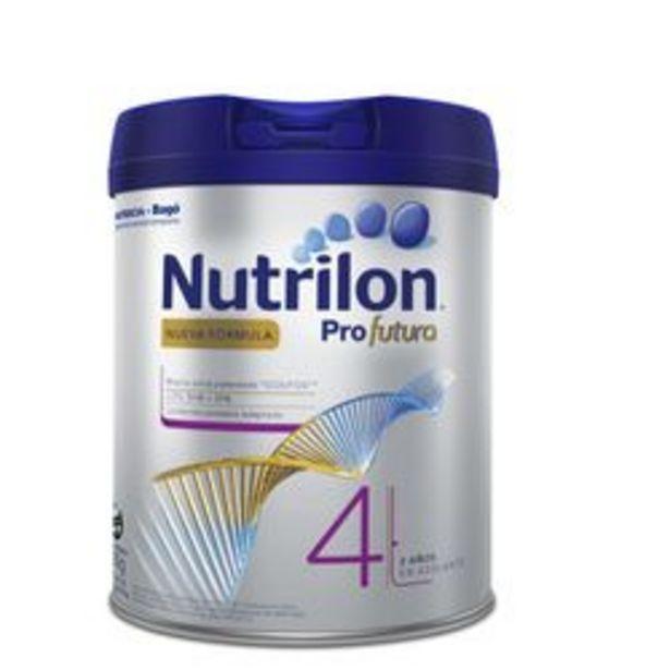 Oferta de Fórmula Láctea Nutrilon Profutura 4 800 Gr. 2 U. por $707