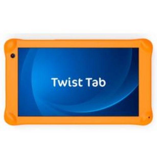 "Oferta de Tablet Positivo BGH Twist Tab T770K 7 "" Quad Gris Oscuro 16 GB por $8,999"