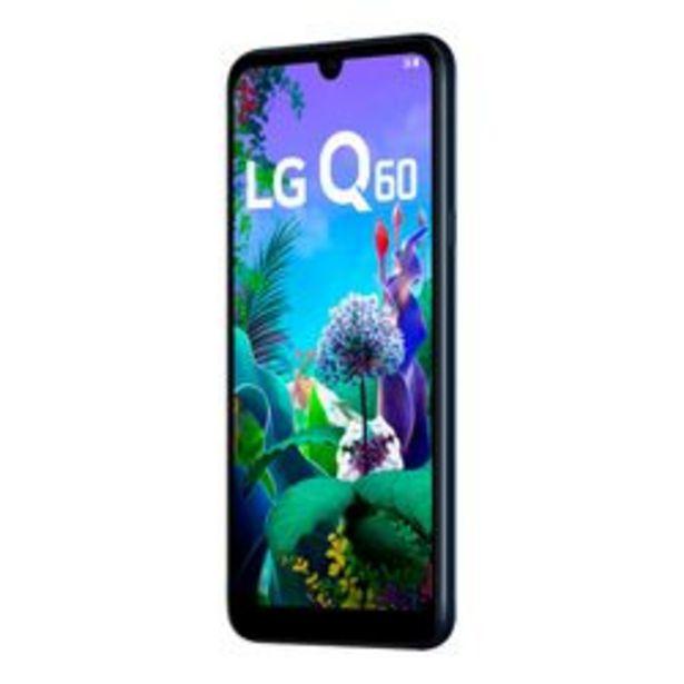 Oferta de Celular Libre LG Q60_LM-X525HA Negro por $22,999