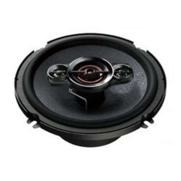 """Oferta de Parlante para Auto Pioneer TS-A1686S 6,5"""" 60W Rms por $13,999"""