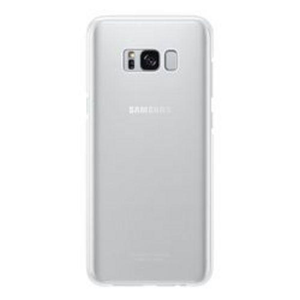 Oferta de Funda Samsung EF-QG955CSEGWW Plateado por $249
