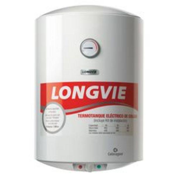 Oferta de Termotanque Eléctrico Longvie TE60F 57 L por $24,999