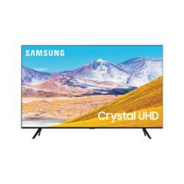 """Oferta de Smart TV Samsung 75"""" Crystal UHD 4K UN75TU8000G por $235,999"""