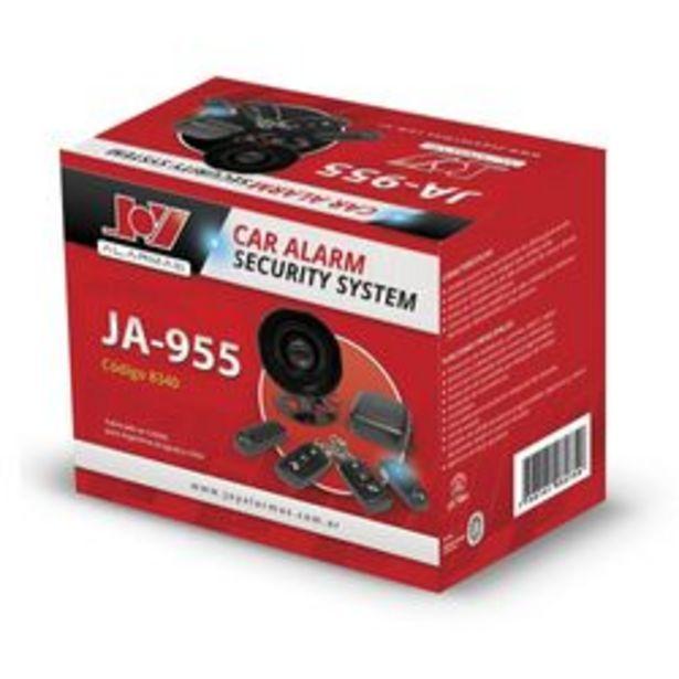 Oferta de Alarma Joy JA-955 por $4,881