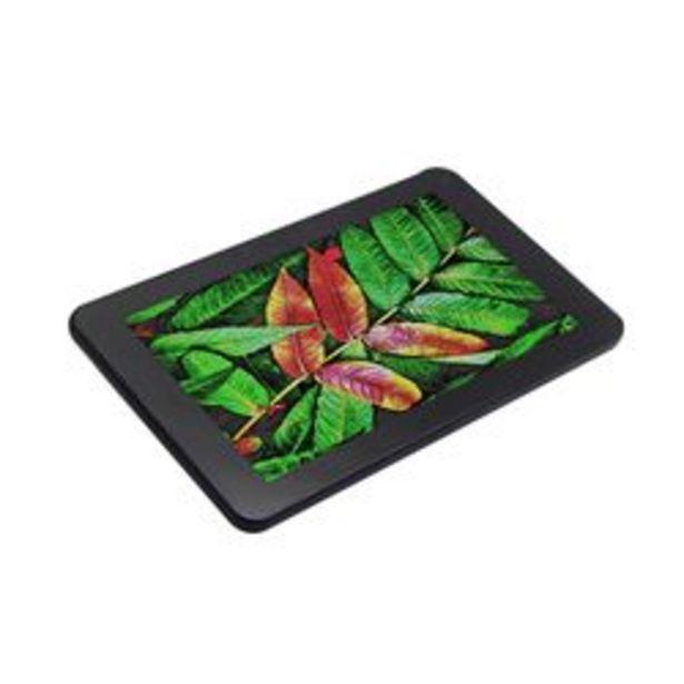 "Oferta de Tablet Kassel 7 "" Negro 16 GB por $9,999"