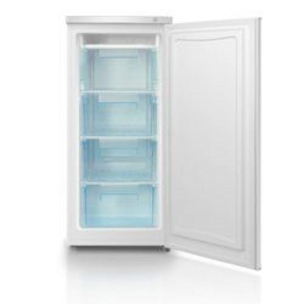 Oferta de Freezer Vertical Siam FSI-CV160B Blanco 150 Lts. por $49,999