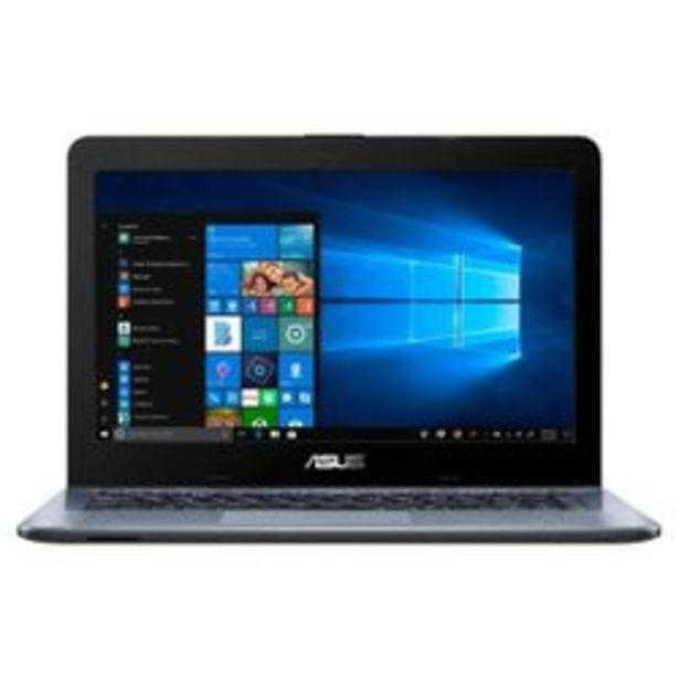 "Oferta de Notebook Asus X-Series 14 "" AMD A-series 4 GB DDR SDRAM 512GB por $89,7"