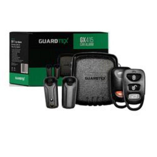 Oferta de Alarma Guardtex GX-415 por $4,55