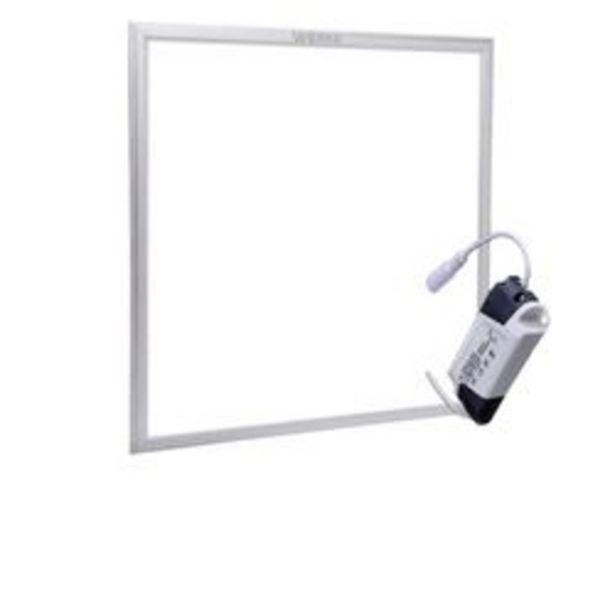 Oferta de Lámpara de Techo LED Werke Cuadrado 48 W. 64 x 68 Cm. Blanco 1 U. por $2,899