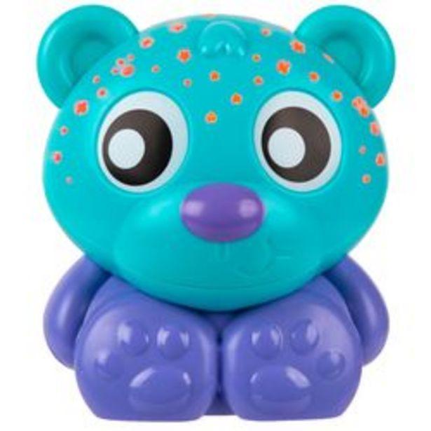 Oferta de Luz de Noche Playgro Goodnight Bear Night Light And Projector Azul por $1,939