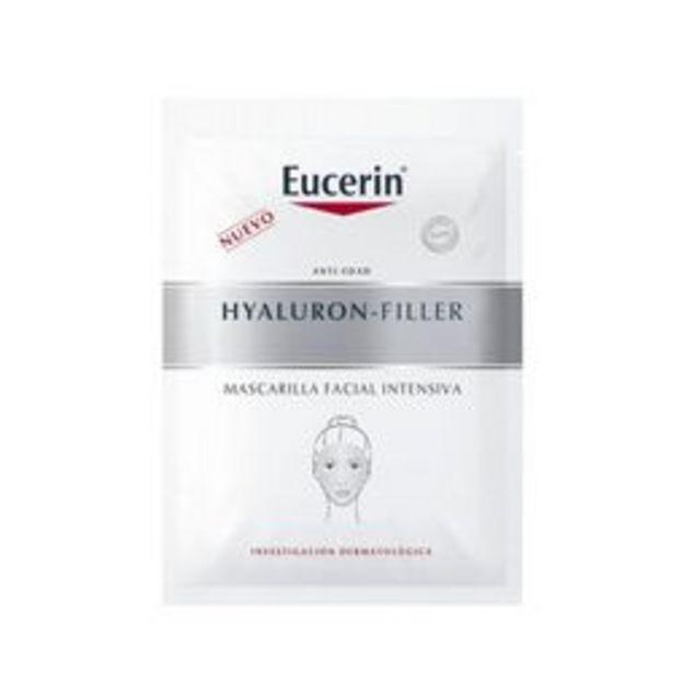 Oferta de Máscara Facial Eucerin Hyaluron Filler  x 1 U. por $720