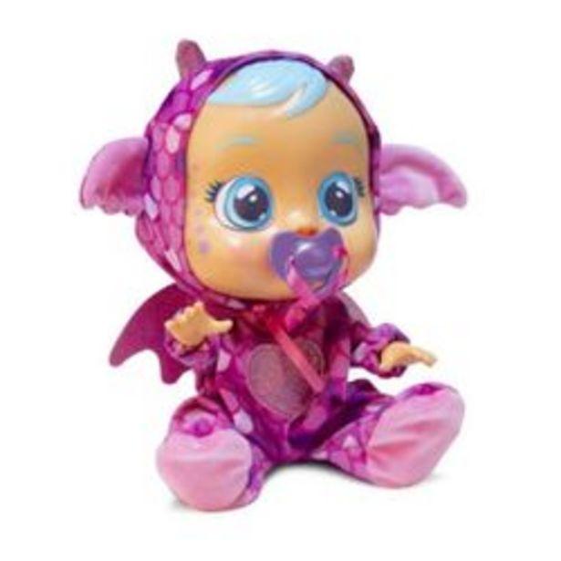 Oferta de Muñeca Bruny Cry Babies Llora Con Lagrimas  Wabro por $5,895