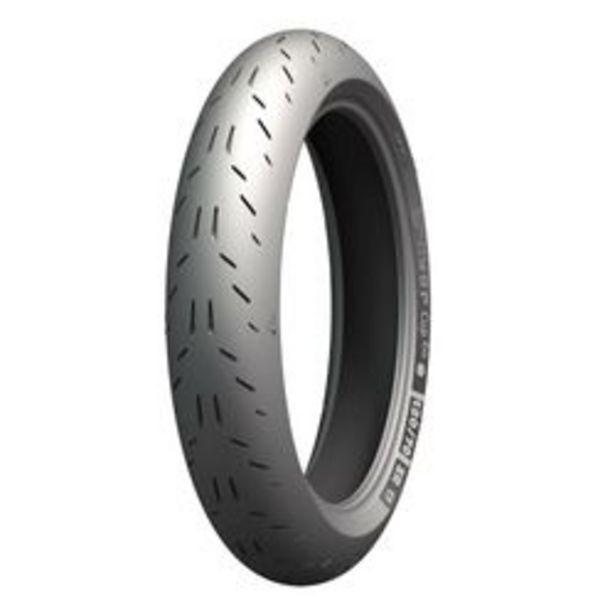 Oferta de Cubierta Michelin power cup evo 180 - 55 R17 73 W por $29,993