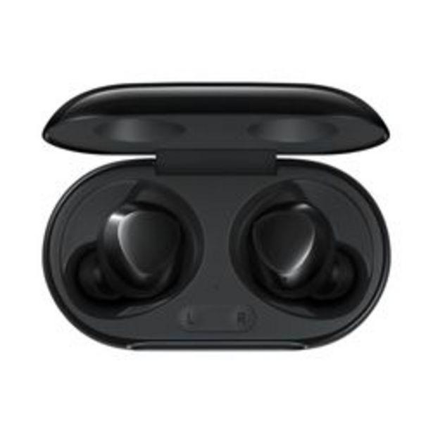 Oferta de Auriculares Inalámbrico Samsung Galaxy Buds+ Negro por $14,999