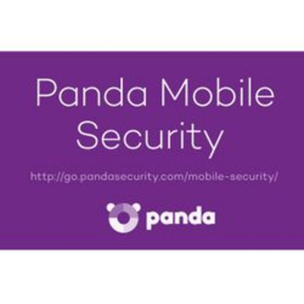 Oferta de Mobile Security PANDA OEM_A12MS16B1 1 Lic. por $99