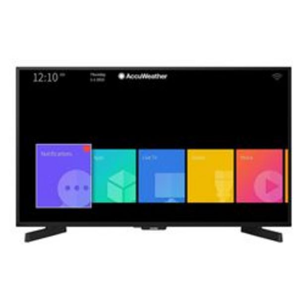 "Oferta de Smart TV LED SANSEI 43 "" Full HD TDS2043FIA por $36,499"
