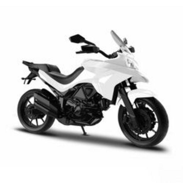 Oferta de Auto Roma Moto Multi Motors Blanco por $1,215