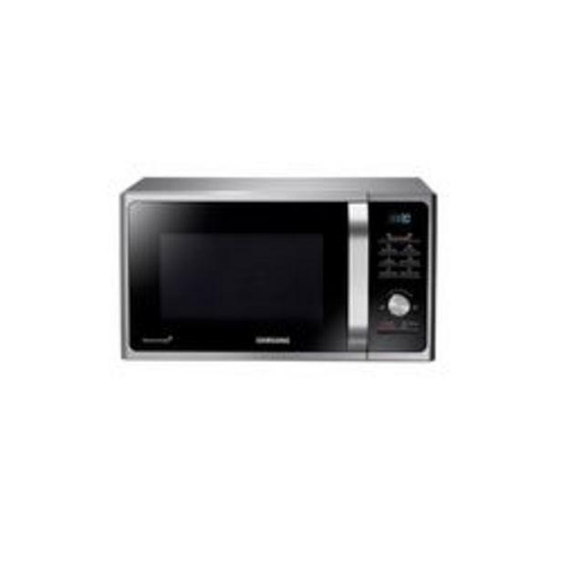 Oferta de Microondas Samsung 32 Lts. MG23F3K3TAS por $32,999