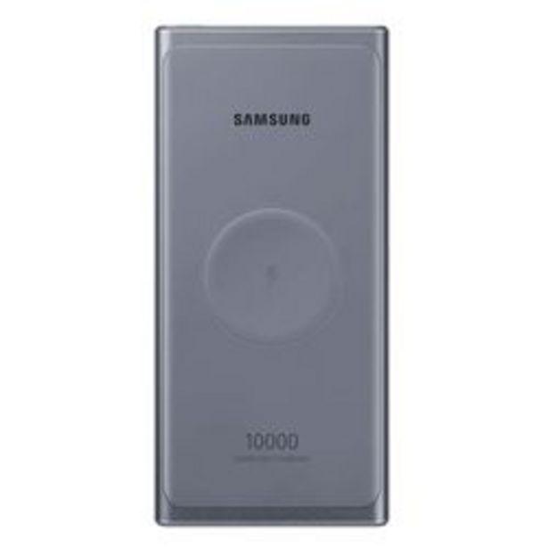Oferta de Cargador Portátil Samsung EB-U3300 Gris por $7,899