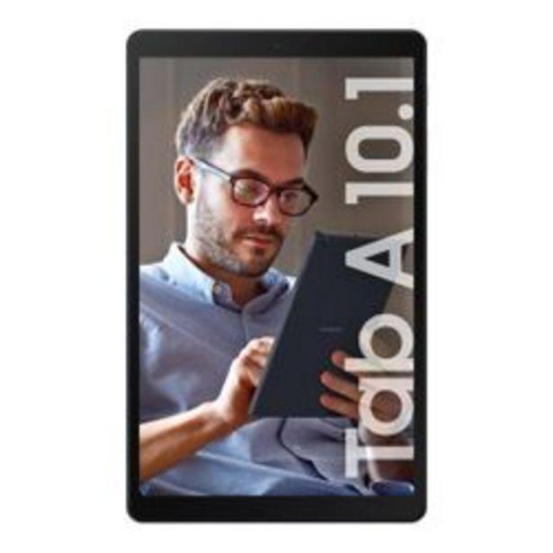 """Oferta de Tablet Samsung Galaxy TAB A SM-T510 10.1 """" Plateado 128 GB por $64,999"""