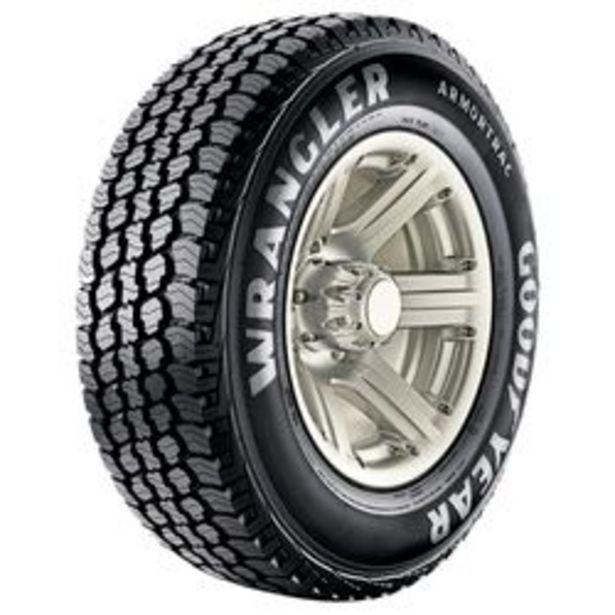 Oferta de Neumático Goodyear Wrangler Armortrac 225 / 75 R16 115 R por $20,847