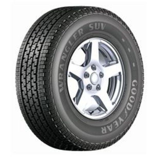 Oferta de Neumático Goodyear Wrangler Suv 205 / 65 R15 94 H por $11,443