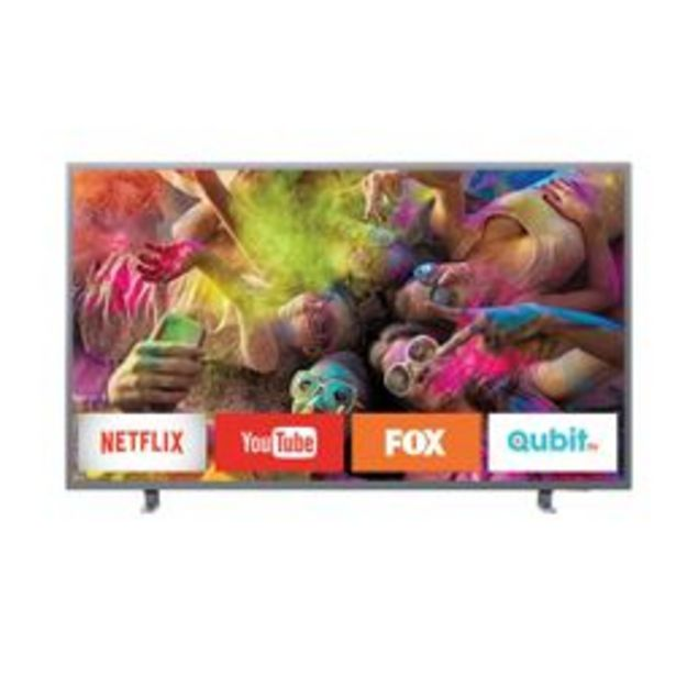 "Oferta de Smart TV LED Philips 55 "" 4K Ultra HD 55PUG6703/77 por $73,999"
