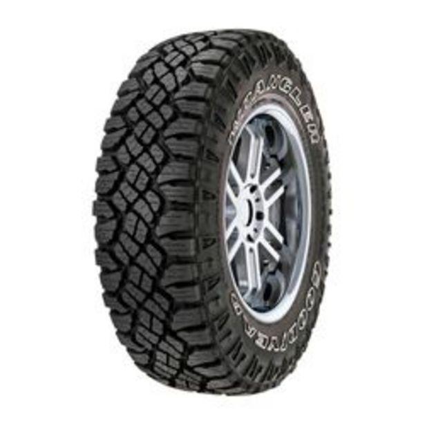 Oferta de Neumático Goodyear Wrangler Duratrac 225 / 75 R16 112 Q por $31,535