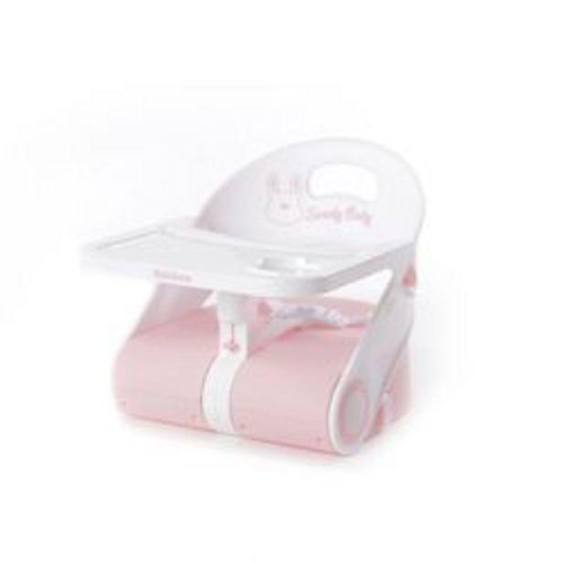 Oferta de Silla de Comer De mesa, Elevadora Rainbow Sweety Baby Rosa por $4,189