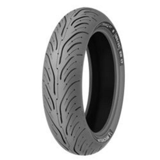 Oferta de Cubierta Michelin Pilot road 4 gt 120 - 70 R18 59 W por $21,367