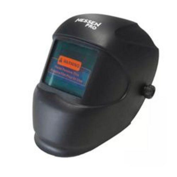 Oferta de Máscara para Soldar Hessen Pro GM por $2,09