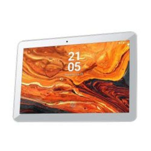 "Oferta de Tablet Iqual T10G 10.1 "" Quad Blanco 16 GB por $17,999"