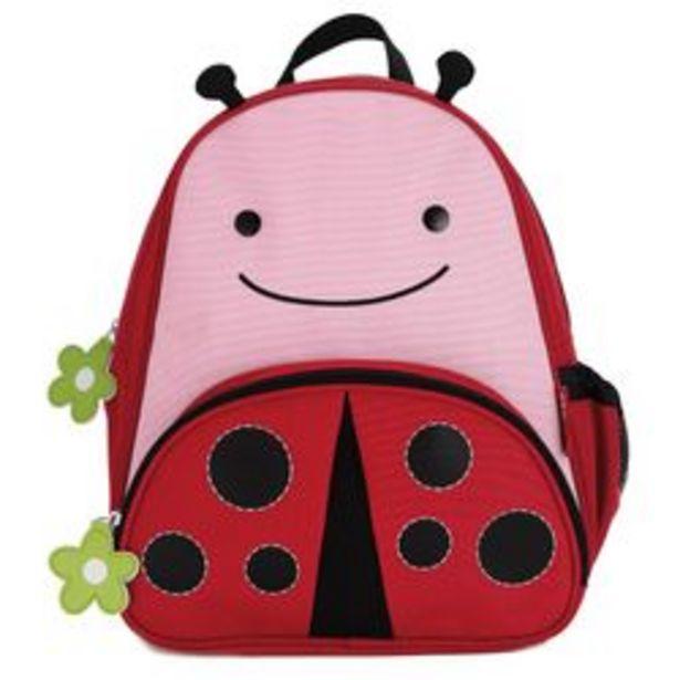 Oferta de Mochila Escolar Skip Hop 210210 Rojo por $2,667