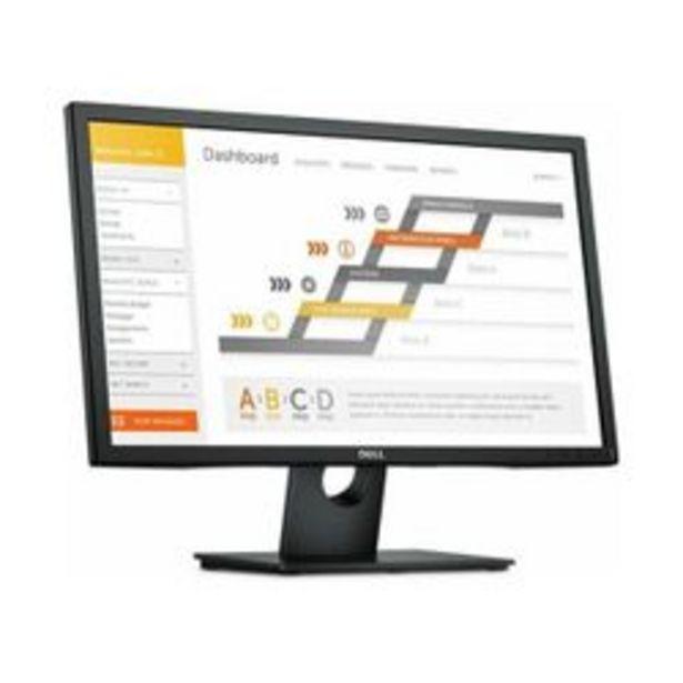 """Oferta de Monitor LCD DELL 24 """" E2417H Full HD por $22,99"""