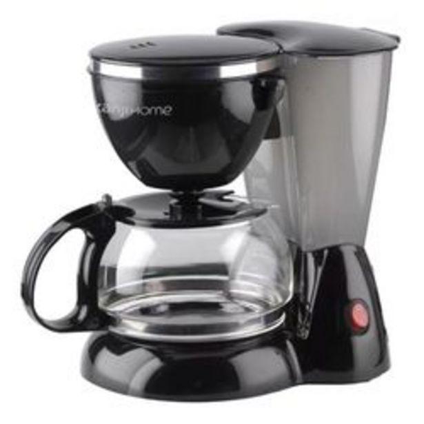 Oferta de Cafetera de Filtro Kanji KJH-CMF0800S03 Negro por $2,599