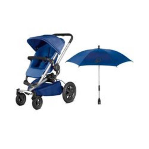 Oferta de Cochecito Quinny Parasol para coche Azul por $4,409