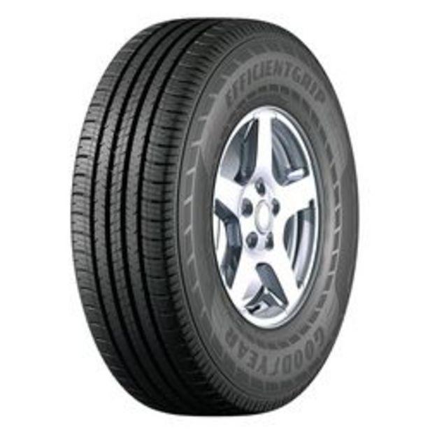 Oferta de Neumático Goodyear Efficientgrip SUV 265 / 65 R17 112 H por $19,86