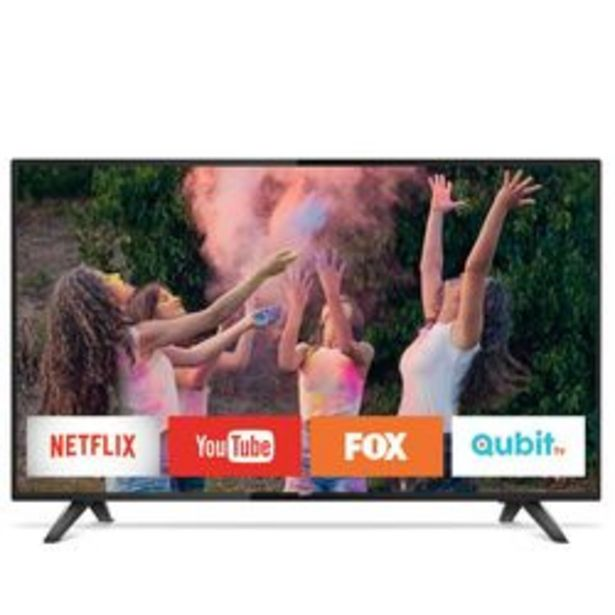 "Oferta de Smart TV LED Philips 32 "" HD 32PHG5813/77 por $26,999"