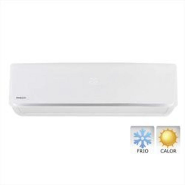 Oferta de Aire Acondicionado Split Philco 2600 W PHS25HA3AN Frío/Calor por $46,999