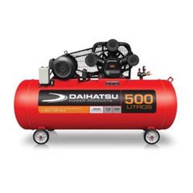 Oferta de Compresor  Daihatsu CW100500 500 Lts. por $224,5
