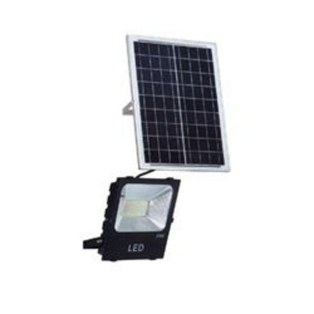 Oferta de Luminaria Reflector Solar de Calle Artelum Flow Solar 100 W. por $20,637