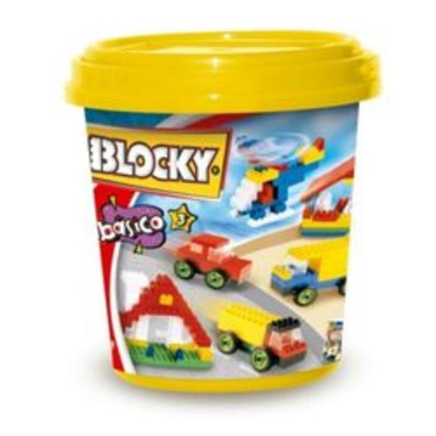 Oferta de Bloques de Juguete BLOCKY 01-0611 x 200 Piezas por $2,299
