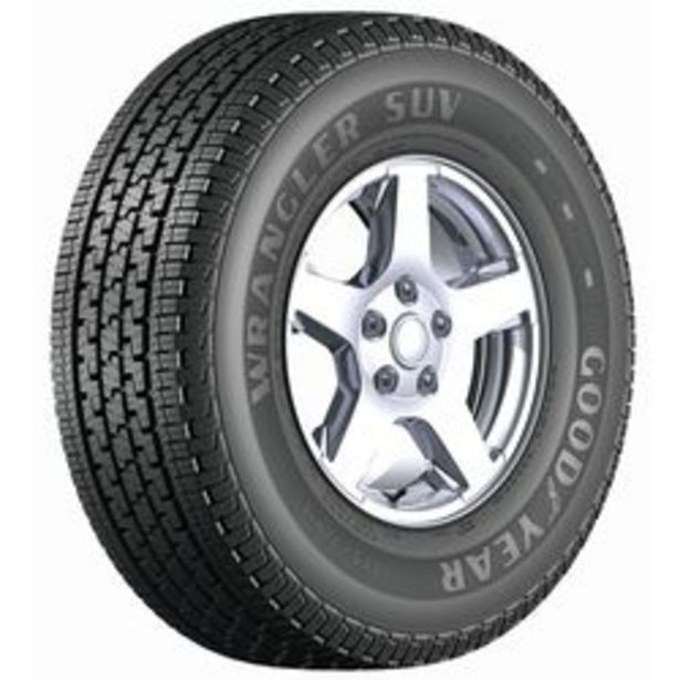 Oferta de Neumático Goodyear Wrangler Suv 215 / 65 R16 98 H por $16,759